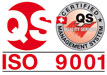 kc tos ISO9001 znak